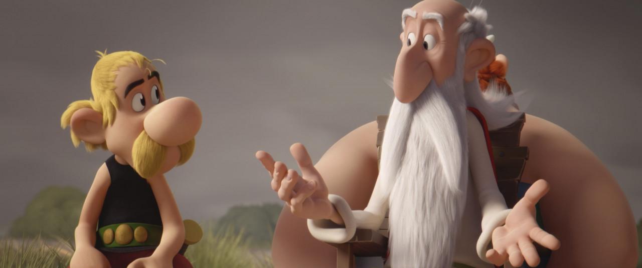 Asterix Und Obelix Filme Real