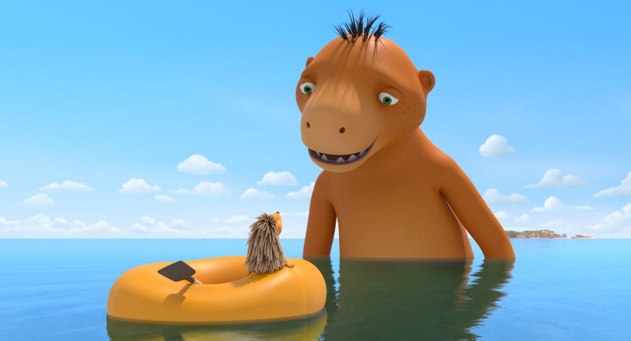 Kokosnuss Im Kino