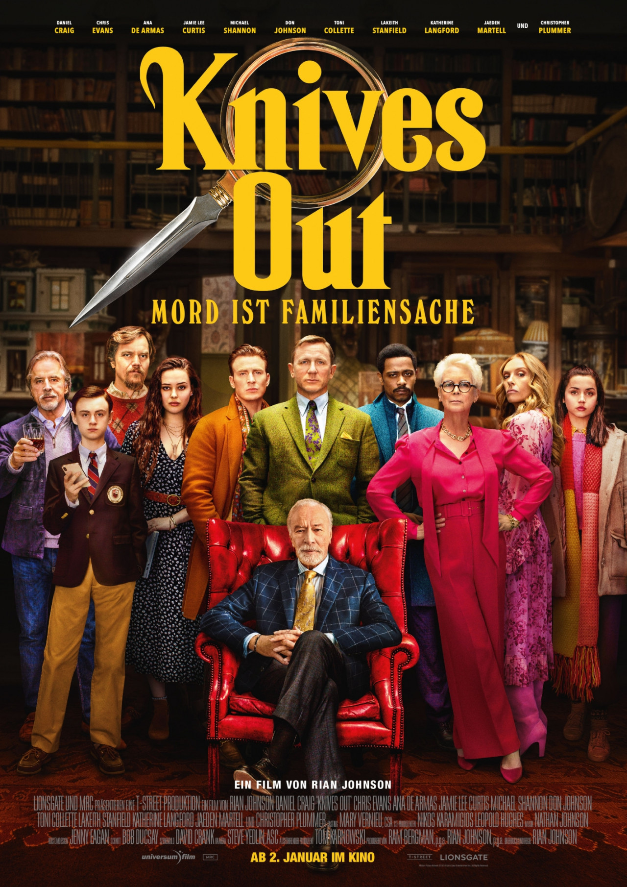 Kino Knives Out